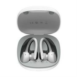 Baseus Encok wireless headphones W17 TWS, Bluetooth 5.0 (whte)