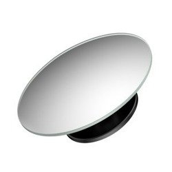 Baseus full view blind spot rearview mirrors Black