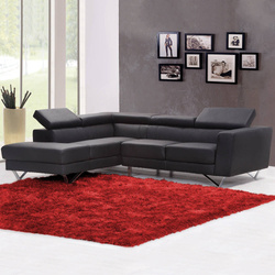 Dywan - Living Room Shaggy 180x260 - Red