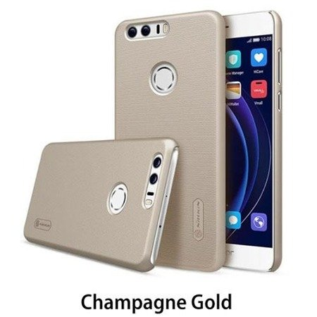 Etui Nillkin Frosted Shield Huawei Honor 8 - Gold
