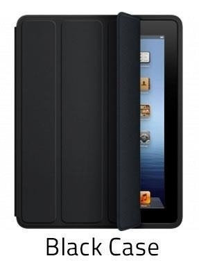 Etui Smart Case Apple iPad 2/3/4 - Black