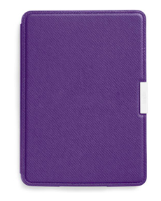 Etui Texture Case Kindle Paperwhite 1/2/3 - Purple