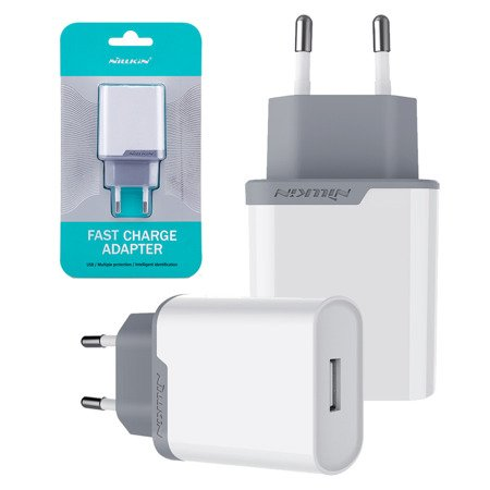 Nillkin Fast Charge Adapter - White
