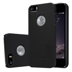 Etui Nillkin Frosted Shield Apple  iPhone 5/5s - Black
