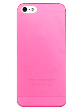 Etui Benks Magic Lollipop Apple iPhone 5/5s - Pink