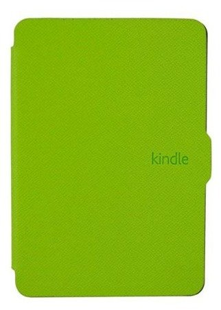Etui Book Cover Kindle Paperwhite 1/2/3 - Green