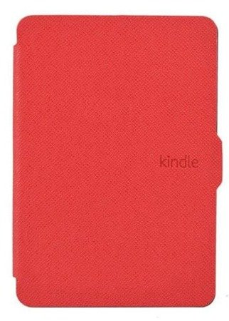 Etui Book Cover Kindle Paperwhite 1/2/3 - Red