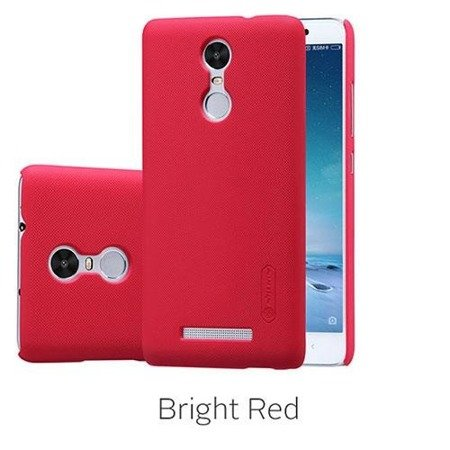 Etui Nillkin Frosted Shield Xiaomi  Redmi NOTE 3 - Red