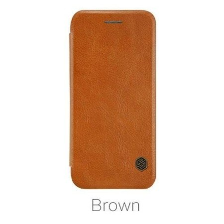 Etui Nillkin QIN Apple iPhone 7/8/SE 2020 - Brown