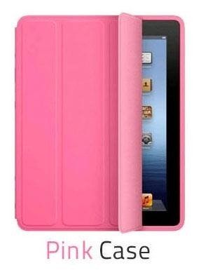 Etui Smart Case Apple iPad 2/3/4 - Pink
