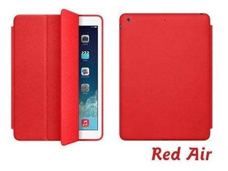 Etui Smart Case Apple iPad Air 1 - Red