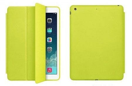 Etui Smart Case Apple iPad Mini 1/2/3 - Green