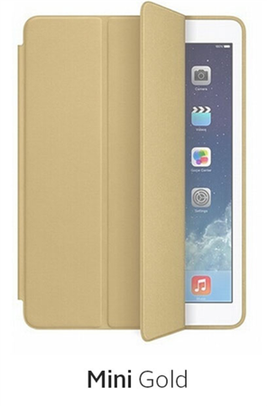 Etui Smart Case Apple iPad Mini 4 - Gold