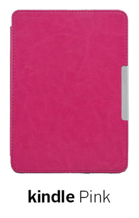 Etui Smart Case Kindle Paperwhite 1/2/3 - Pink