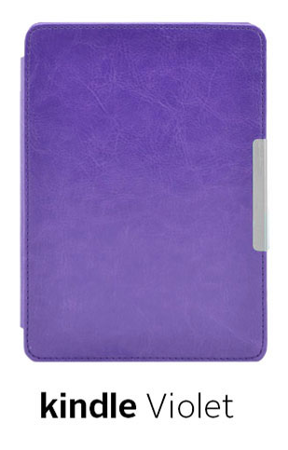 Etui Smart Case Kindle Paperwhite 1/2/3 - Violet
