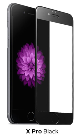 Szkło Benks X PRO+ 3D Apple iPhone 6/6s - Black